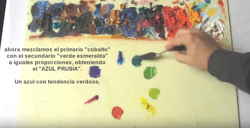 Cómo se forma el círculo cromático |La obtención del color | Lección 3 |