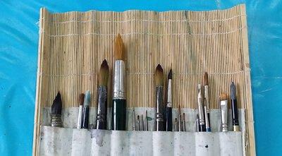 los errores más comunes con los pinceles