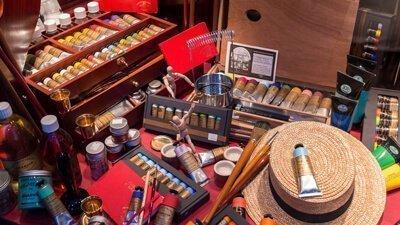 productos auxiliares para pintar