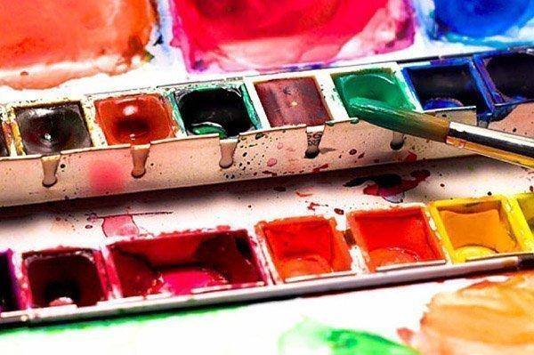 Paleta de colores para acuarela: Una opción muy personal