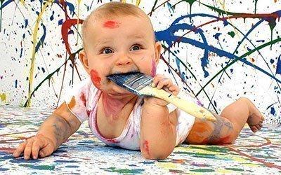 El pintor, el artista ¿nace o se hace? La eterna cuestión.