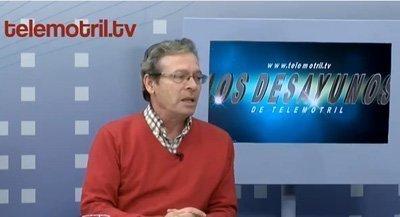 Entrevista para Telemotril: Radio Televisión de la Costa Tropical