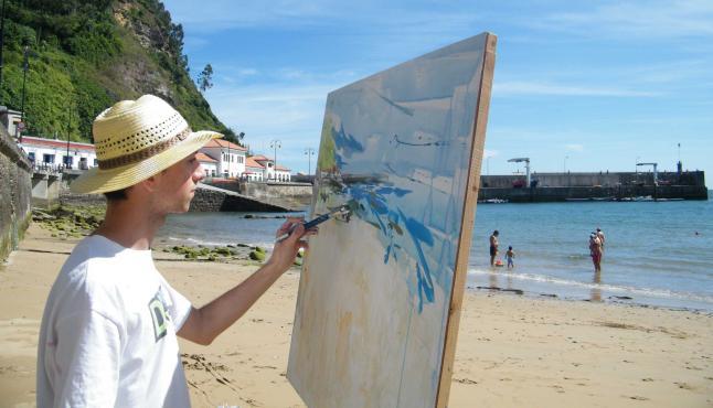 ¿Soltarse pintando o seguir aprendiendo sin avanzar?. Tu decides