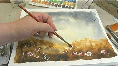 Quiero aprender a pintar aunque no se me da muy bien el dibujo.