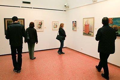 Exponer y exponerse: Todo un dilema para el aficionado a la pintura