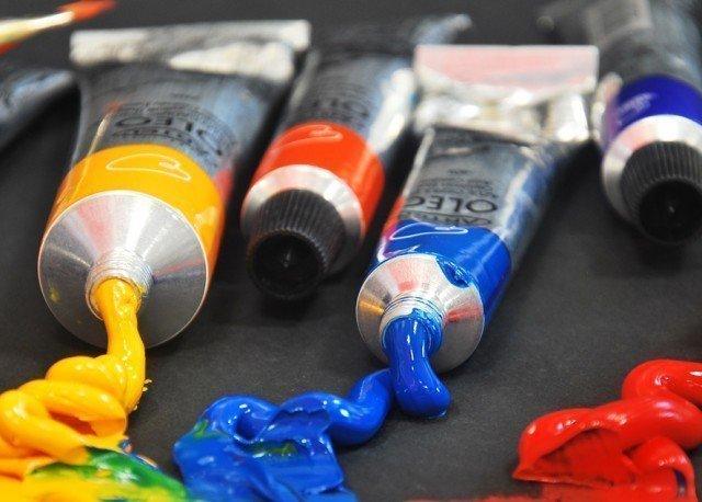 ¿Pintar con solo tres colores?. Del dicho al hecho