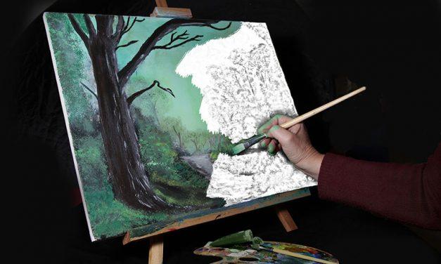Aprender a pintar. Concepto y dudas más usuales