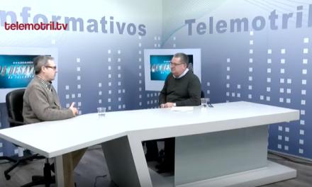 Entrevista para la Radio Televisión de Motril