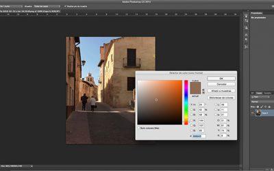 Photoshop y cómo nos puede ayudar con el color al pintar