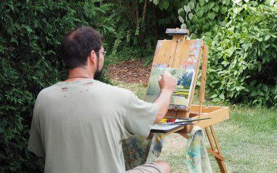 Los miedos en pintura no tienen sentido alguno