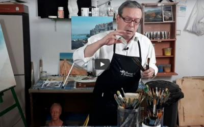 Los errores más comunes con los pinceles: Los tres videos