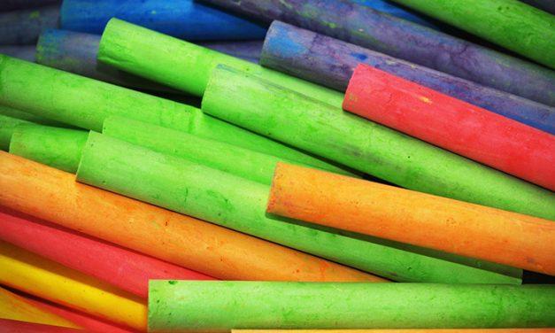la importancia de saber reconocer el color