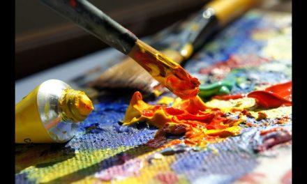 Cómo mezclar colores en la paleta