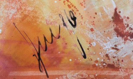 Pintura abstracta, mi opinión
